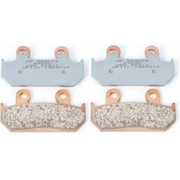 Pastillas delanteras DP CBR600F '87-94