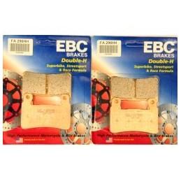 Pastillas de freno EBC HH CBR600RR ´03-04
