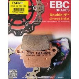 Pastillas traseras EBC HH CB600F HORNET ´07-15