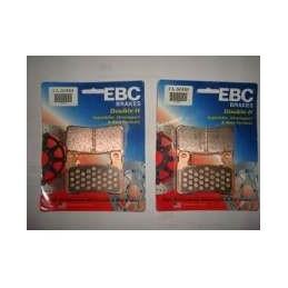 Pastillas delanteras EBC HH CBR929 ´00-01