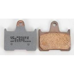 Pastillas traseras Dunlopad GSX-R 1000 K1-K6