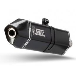 Mivv Speed Edge Black FZ8