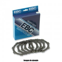Kit discos de embrague EBC Yamaha FZS600 '98-03