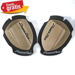 Deslizaderas de madera Power Face