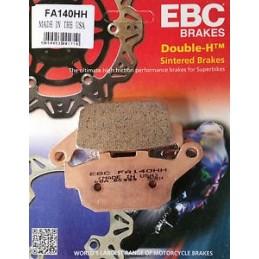 Pastillas traseras EBC HH Dayotna 675 '06-12
