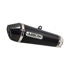 Arrow X-Kone Nichrom, punta en carbono Z900