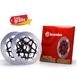 Discos Brembo Triumph Speed Triple