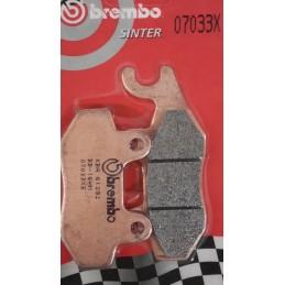 Pastillas Brembo 07033XS